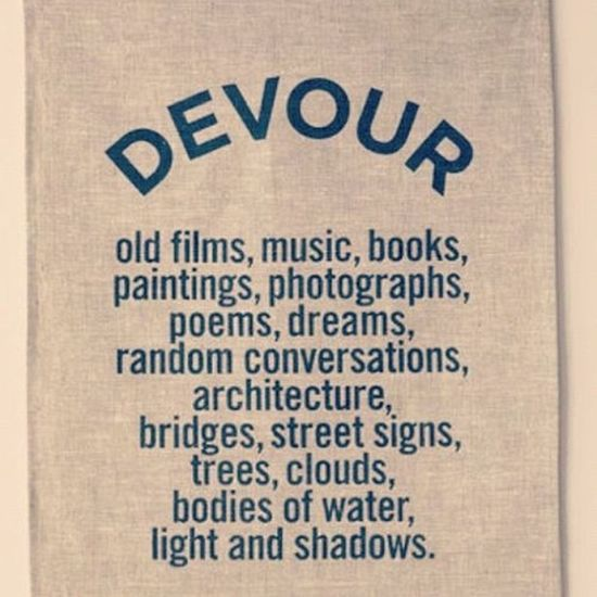 Devour Love Few Of my favourite things old films music books paintings poetry photographs dreams random conversations architecture