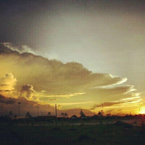Goldie dawn Instagram Instasia INDONESIA Samarinda tenggarong dawn hdr sky cloud instandroid instagram_id