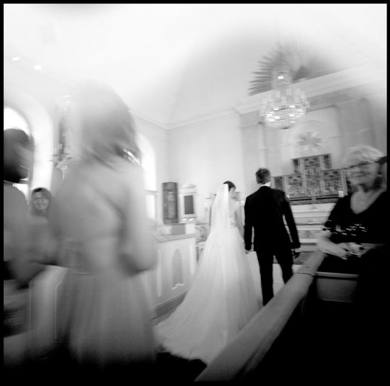 Love in the Centre Nordingrå Nordingrå, Sweden Black And White Analogue Photography Wedding Wedding Ceremony Love Travel Walking Out Walking The Walk Protestant Bible Medium Format Scandinavia Holy Book Gown Priest Altar Groom Bride And Groom Bride Höga Kusten High Coast Smoking Escape