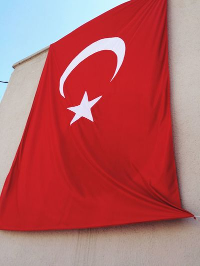 Flag Istanbul Istanbul Turkey Turkey Red Red Flag Turkish Flag Symbol National Flag Me Around The World Outdoors Traveling Flags In The Wind