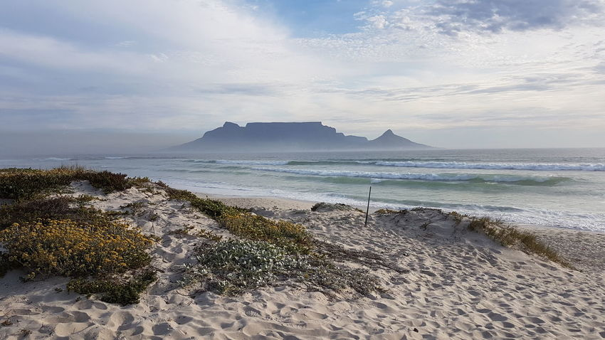South Africa 🇿🇦 Western Cape Sunset_collection Sunset Over Africa Beach Sea Scenics Outdoors Landscape Nature Beauty In Nature No People Cape Town, South Africa Cape Town