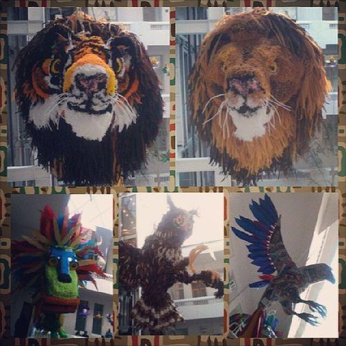 DaleDaleDale Lion Tiger Owl Dragon Parot Piñata
