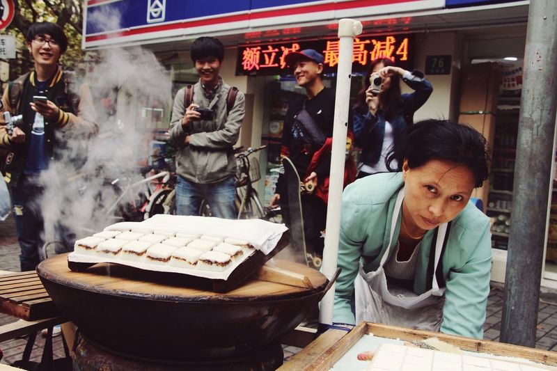 A serious street documentary photo 'ruined' by the friends laughing at me at the back🙈😩😭😂😝😄💗 Hanging Out Streetphotography Street Photography People Peoplephotography Friends Friendship EyeEm China Showcase: November EyeEm Best Shots EyeEmBestPics EyeEm Shanghai Shanghai Streets EyeEm Meetup Shanghai THESE Are My Friends