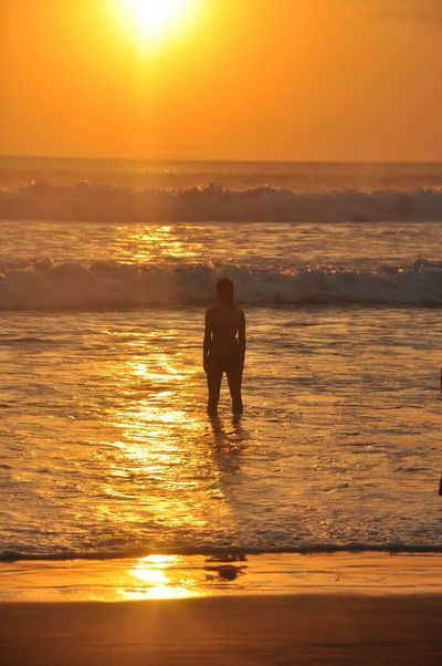 EyeEm Indonesia Bali, Indonesia Pantai Kuta (Kuta Beach) Enjoying Life EyeEm