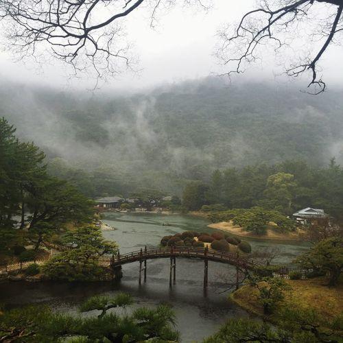 Japan Kagawa Ritsurin 2016 香川 栗林公園