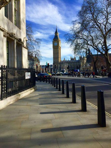 Parliamenthouse LONDON❤ Big Ben Hello World