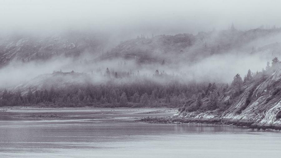 Alaska sea side