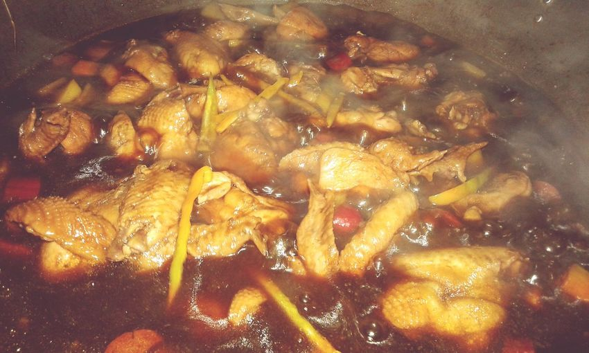 My World Of Food Adobo Favorite Dish Filipino Food Dinner 092815