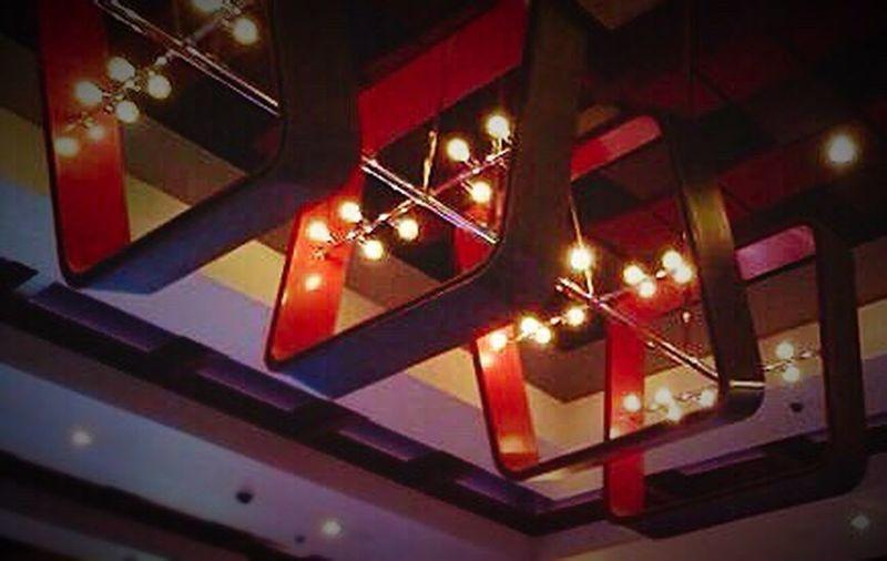 Lights Light Fixtures Creative Art Modern Urban Light Bulbs Square Cube Frames Light Strands Thing Of Beauty