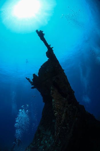 UnderSea Water