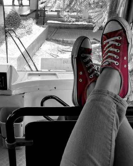 experienced.. 👣 Low Section One Person Real People Human Leg Human Body Part Sitting EyeEm Best Shots EyeEm Gallery Huaweigr52017 Eyeem Philippines DualCam Lifestyles Phone Photography Sneakers Chucks Blackandwhiteandred Human Foot Red Personal Perspective Women One Woman Only Philippines Hiaweismartphone Blackandwhite Photography Honor6x