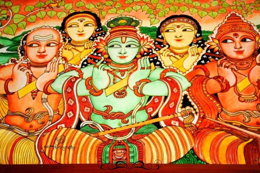 krishna the god.....