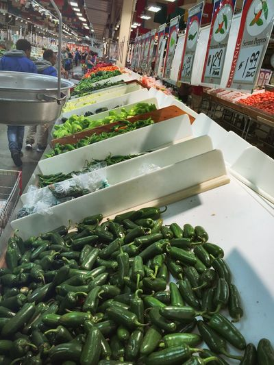 Your Dekalb Farmers Market A World Market Vegetables Varieties And Choices Healthy Choices Chiles