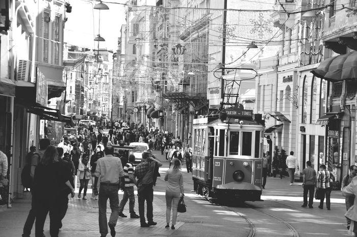 Istanbul Turkey Trainway Estambul