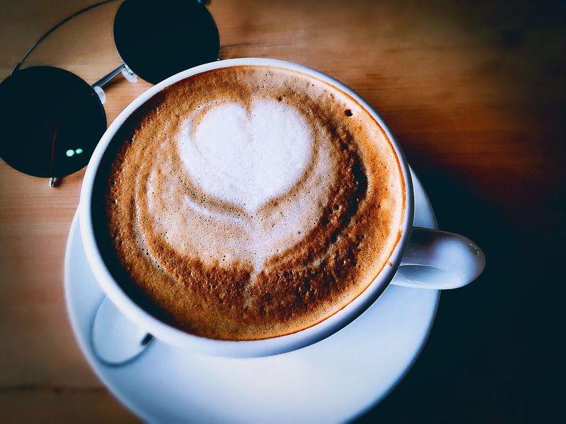 Hello World Taking Photos Portrait Picnic Streetphotography Food Coffee Chai Latte Coffee Time