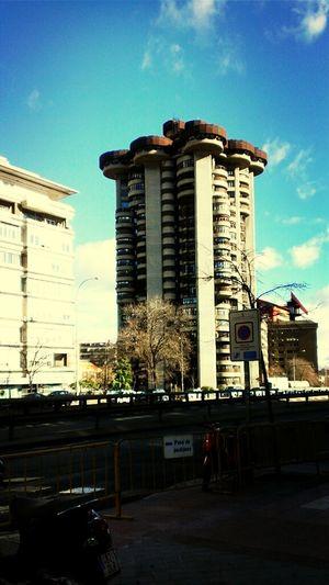 Architecture Buildings Arquitectura Torreblancas Architects Sáez De Oíza