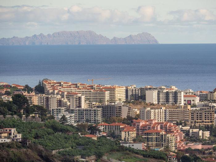 Funchal island in portugal