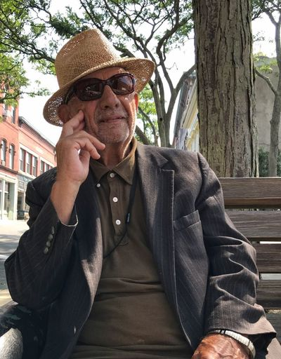 Senior Adult One Senior Man Only Front View One Person Day Portrait Outdoors Smiling Looking At Camera Dapper Gent Relaxing In Gloucester Massachusetts 🇺🇸 The Week On EyeEm