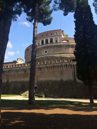 Italy Italia Summer Trees Church Rome Roma