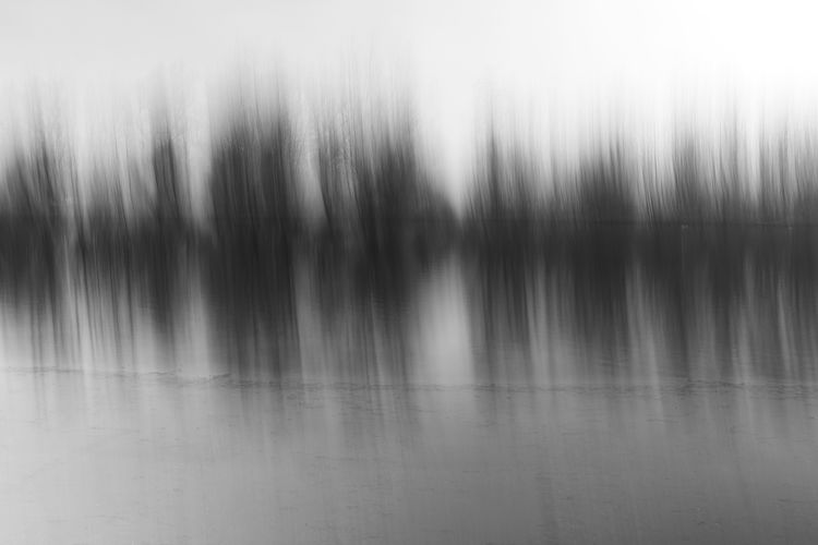 River side. Movement in nature. Long exposure Monochrome Blackandwhite Abstract Eye4black&white