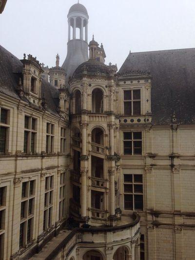 Chateau De Chambord Chateaux De La Loire