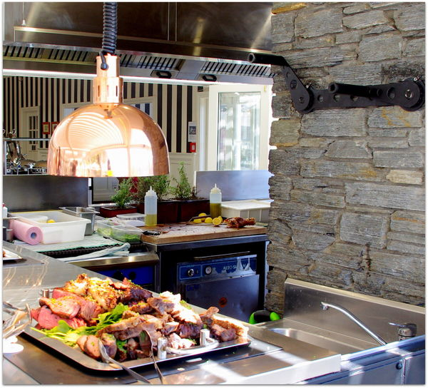 BBQ Time Food Food And Drink Freshness Indoors  Kitchen Kitchen Art Kitchen Utensils Meat Love Meat! Meat! Meat! Pendant Lamp Ready To Eat Yummy