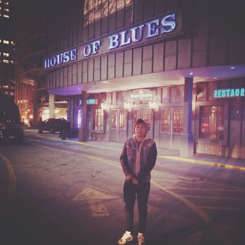 Chicago blues ?