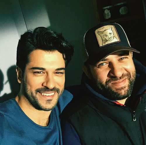 Director Of Photography Artist Smile :) Uncle and Buraközcivit