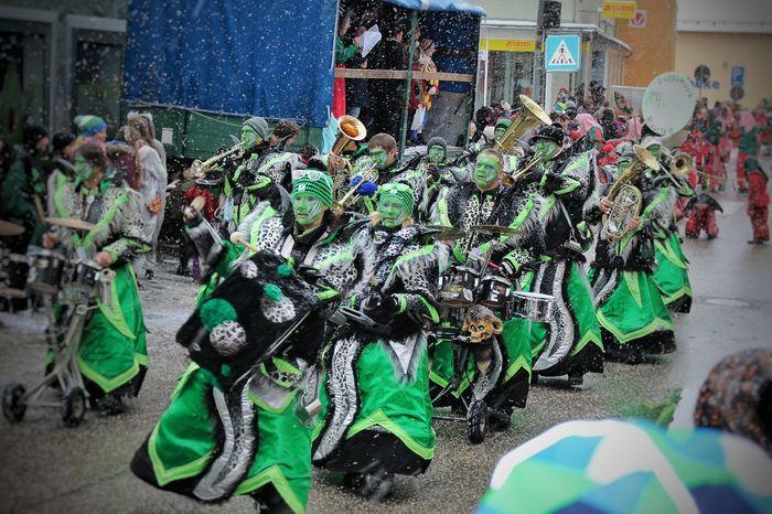 Eeyem Photography Fasnet Wintertime Colors Of Carnival Narrentreffen Guggenmusik TakeoverMusic