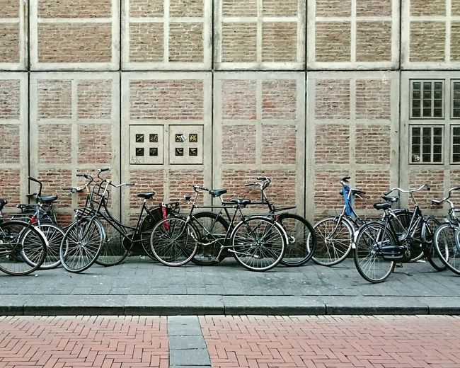Mobilephotography Streetphotography Urban Geometry Bicycles Travel Photography