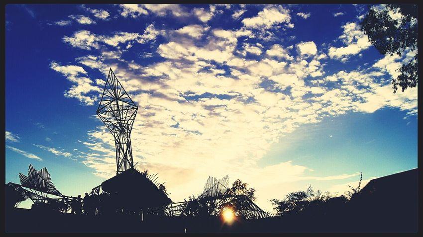 Clouds And Sky Sunset Beautiful ♥ Enjoying The Sun