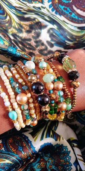 Bracelets Handmade By Me Beaded Jewelry Handmade Jewelry Bracelets Jewelry For Sale Multi Colored Sweet Food
