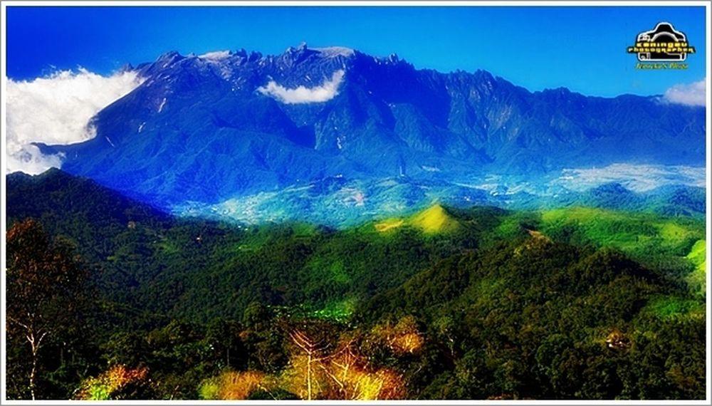 Land Scape Nature Hello World mountain Mt. Kinabalu