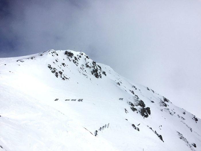 Innsbruck Tirol  Austria Hafelekar Nordkette Alps Snow Traveling Travel Photography Travel