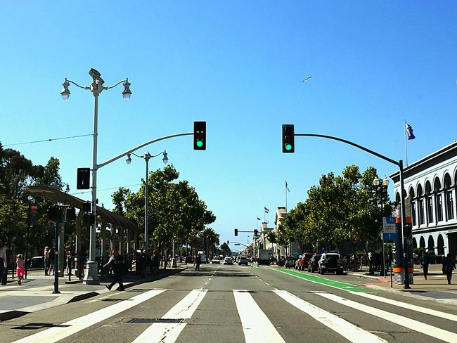 Faces Of Summer Strolling Sanfrancisco Embarcadero Greenlight freedom of summer green light to go Sunshine ☀