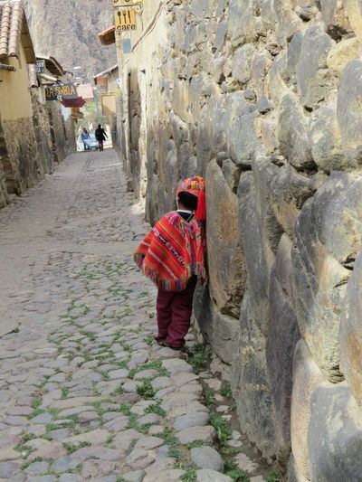 Lane Local Costume Local Dress Local Life Peru Peruvian Peruvian Boy Street Street Photography Streetphotography Traditional Costume Traditional Culture Travel The World Walking Walkway Wall - Building Feature