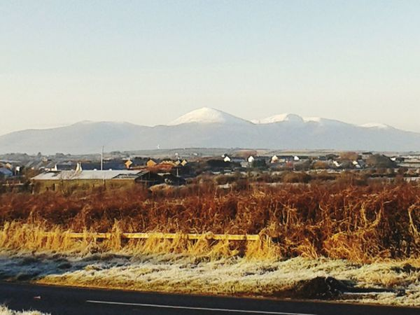 The beautiful mournes