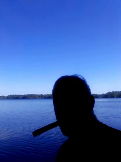 Massachusetts Lake View Cigars Silhouette_collection
