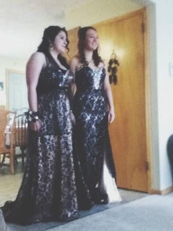 Prom on saturday night Prom! Matching Friends