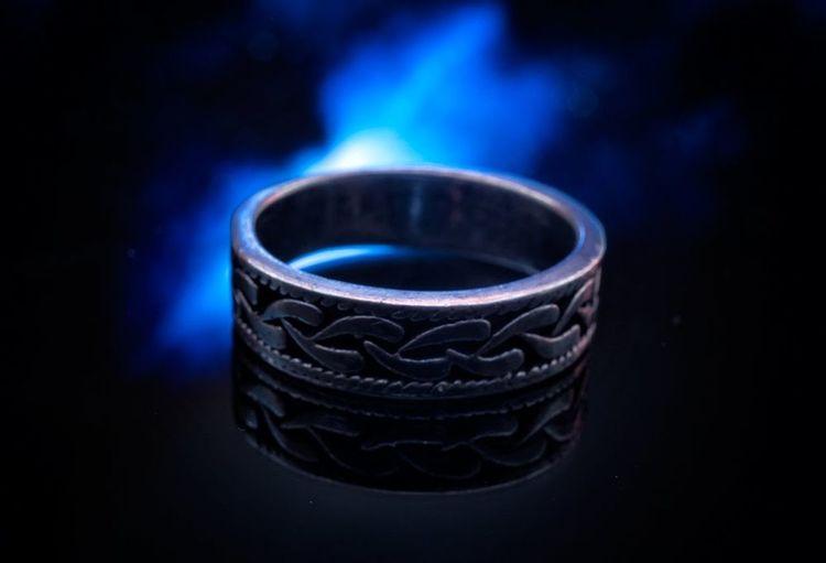Blue Metal Close-up Ring Jewelry Luxury Minsk,Belarus