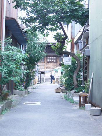 Lumix GX1 Okazaki city Rows Of Houses Town Old Town