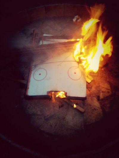 Iseefaces Feuer Chillen Und Grillen