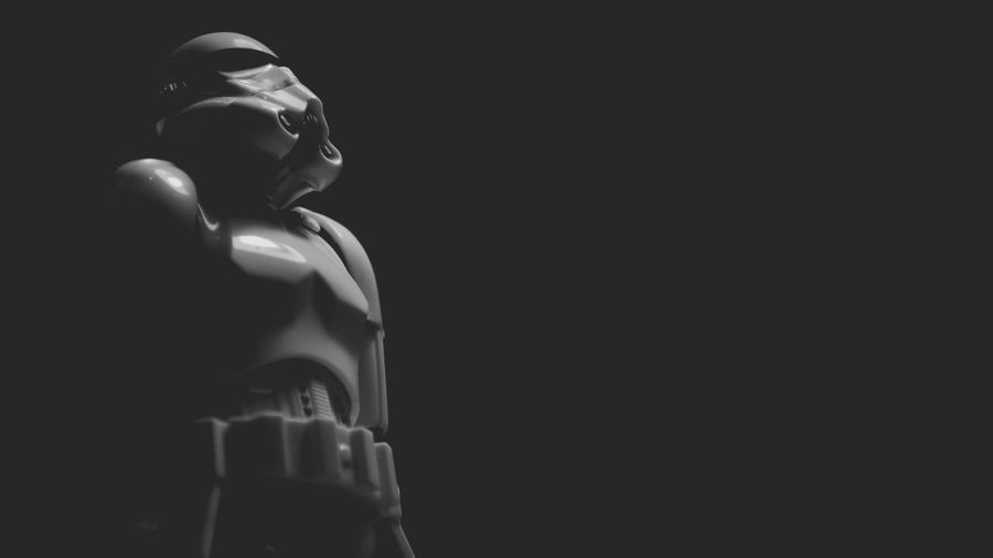 Stormtrooper Toys Toyslagram Toystagram Toysaremydrug Toys4life Stormtrooper Stormtrooper STARWARS Blackandwhite Black And White Black & White Black Background Starwars Starwarstoys Starwarsfigures StarWarsStormtroopers