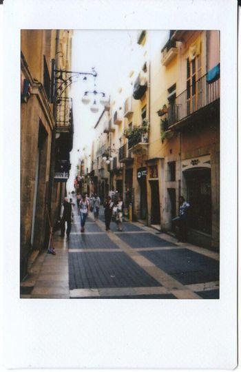 En Tarragona Ciudad Historico España🇪🇸 Quiero Espalda Polaroid De Chantal Quiero Un Polaroid ikhebmnspaansgehaaldvoorditjaar