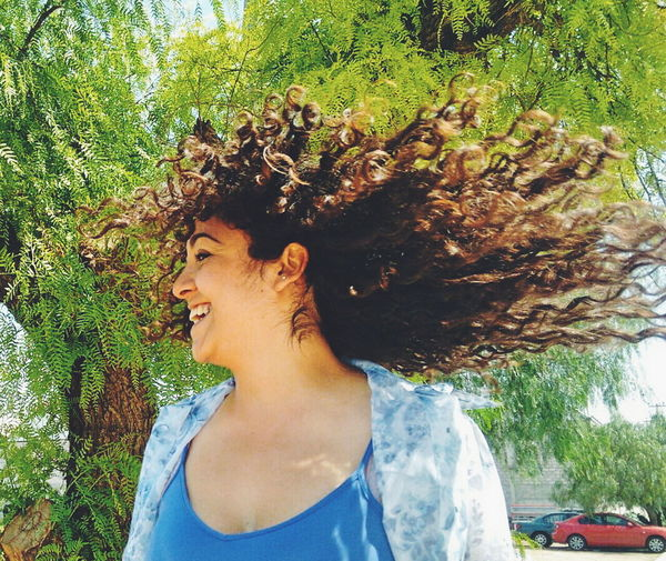 Let Your Hair Down Cuñada Love Son Haircut Curly Hair Photooftheday Sister In Law