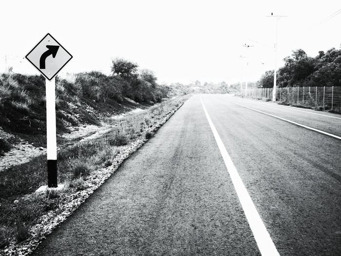 the road Road