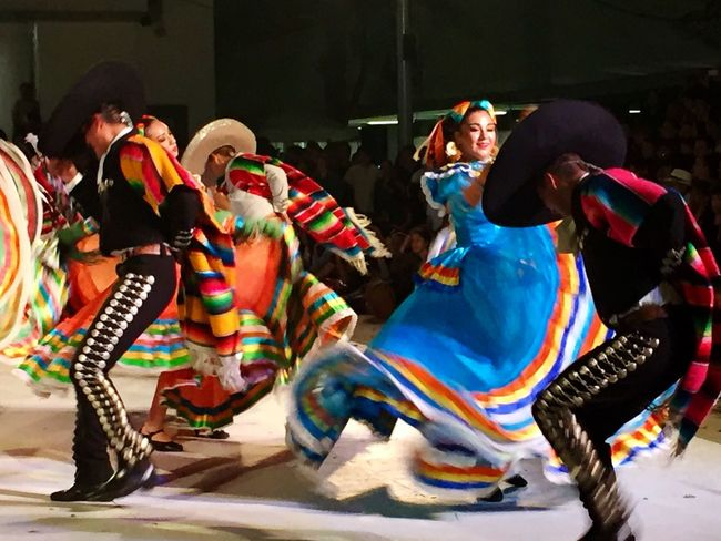 Artistic Expression Multi Colored Mexican Folklor Mexicolors Baile Folclórico Zapateado Folklore Falda Mexico De Mis Amores Mexico Baile Leisure Activity Lifestyles Holding Casual Clothing Dancing Person Performance