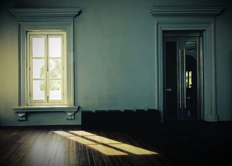 Empty Interior Shot