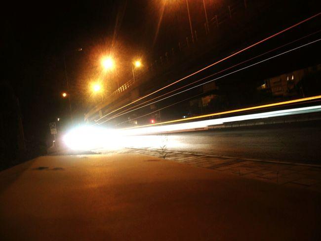 Night Night Lights Night Photography Lights Road Road Lights Light Reflection Rainy Road Eyemphotography