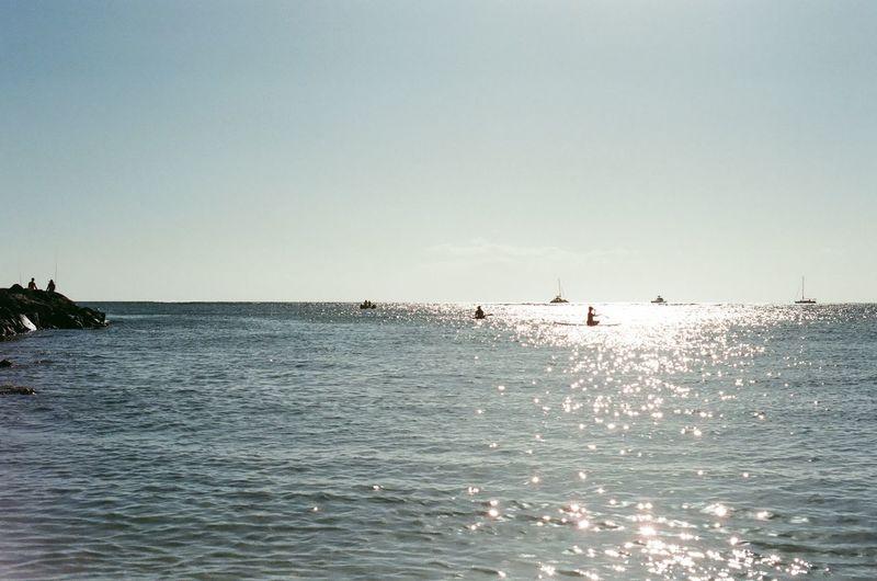 Beach 35mmfilm